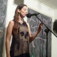 2014 - Poetry Cafe :: Lipped Ink