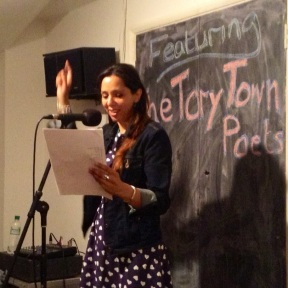 June 2014 - Poetry Cafe - Lipped Ink
