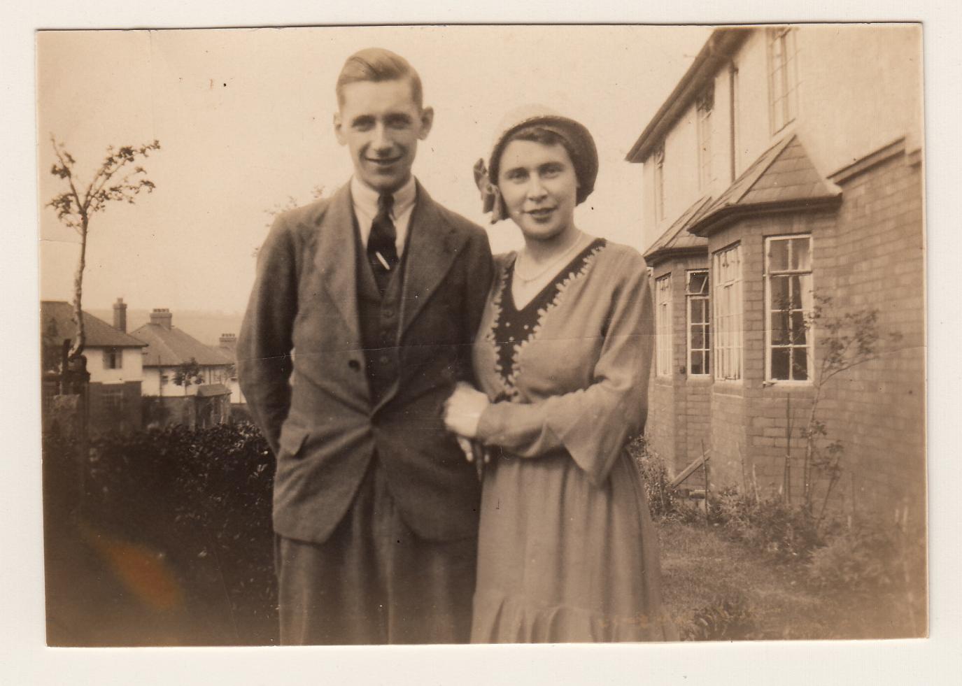 Nana and Poppa 1930ish
