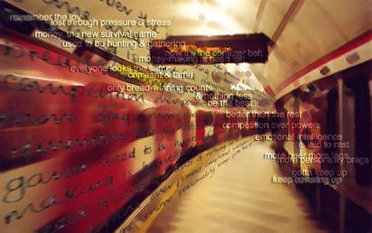 Bank underground by Cat Catalyst